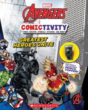 Avengers Comictivity: Greatest Heroes Unite by Various