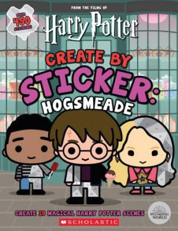 Create By Sticker: Hogsmeade (Harry Potter) by Cala Spinner