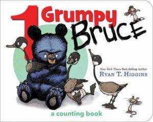 1 Grumpy Bruce: A Counting Board Book