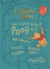 Christopher Robin The Little Book Of Poohisms