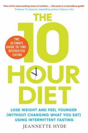 10 Hour Diet by Hyde Jeannette