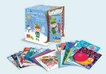 The Christmas Elfs Magical Bookshelf Advent Calendar