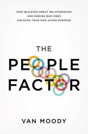 The People Factor by Van Moody