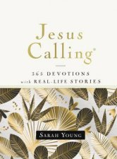 Jesus Calling 365 Devotions With Reallife Stories