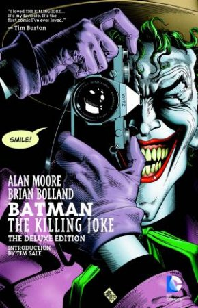 The Killing Joke by Alan Moore & Brian Bolland