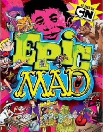 Epic Mad by Usual Gang of Idiots