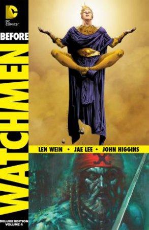 Before Watchmen: Ozymandias/Crimson Corsair by Len Wein