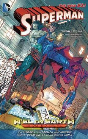 Superman: H'el On Earth by Scott Lobdell