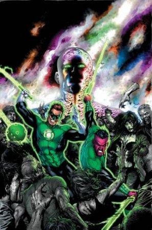 Green Lantern: Wrath Of The First Lantern by Geoff Johns