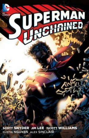 Superman Unchained by Scott Snyder