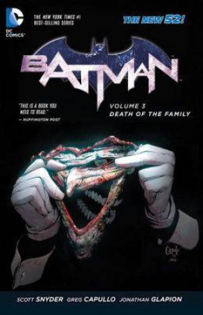 Death Of The Family by Scott Snyder