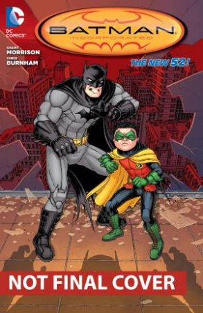 Gotham's Most Wanted (The New 52)