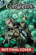 Constantine Vol 02 The New 52