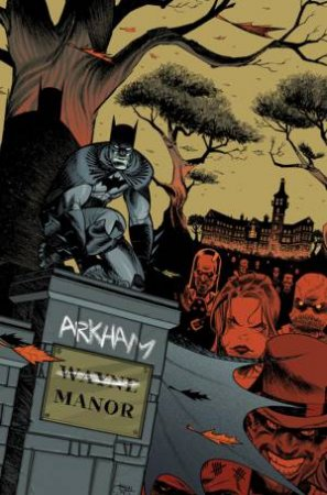Arkham Manor Vol. 01