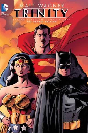 Batman/Superman/Wonder Woman: Trini