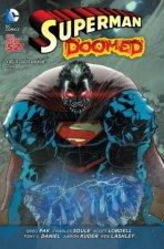 Superman Doomed The New 52