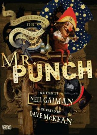 Mr. Punch (20th Anniversary Edition)