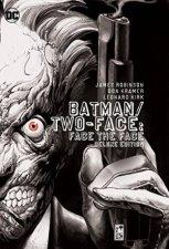 BatmanTwoFace By James Robinson