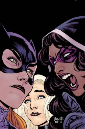 Batgirl And The Birds Of Prey Vol. 1 Who Is Oracle? (Rebirth)