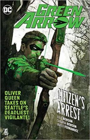 Citizen's Arrest by Benjamin Percy