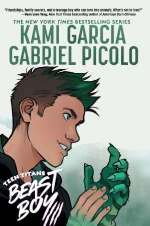 Teen Titans Beast Boy by Kami Garcia