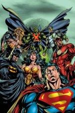 JLA New World Order DC Essential Edition