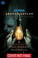 Absolute Batman Arkham Asylum 30th Anniversary Edition
