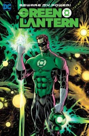 The Green Lantern Vol. 1 Intergalactic Lawman by Grant Morrison