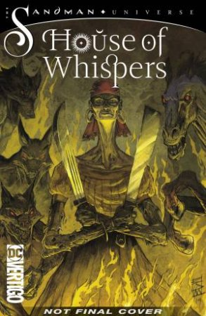 The Sandman Universe: The House Of Whispers Vol. 2