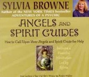 Angels And Spirit Guides - CD