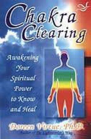 Chakra Clearing - CD