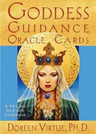 Goddess Guidance Oracle Cards and Guidebook