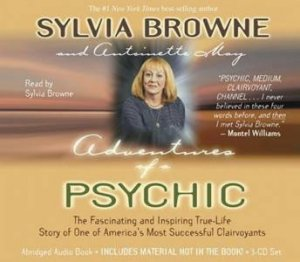 Adventures Of A Psychic - CD