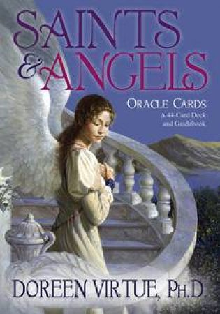 Saints and Angels Oracle Cards and Guidebook