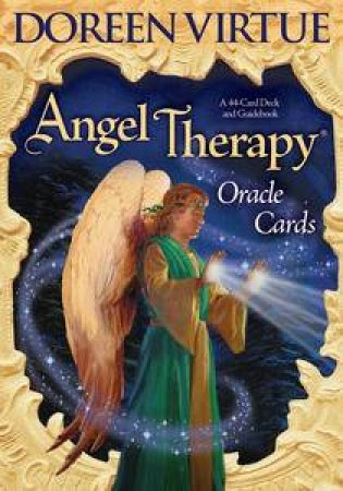 Angel Therapy Oracle Cards and Guidebook