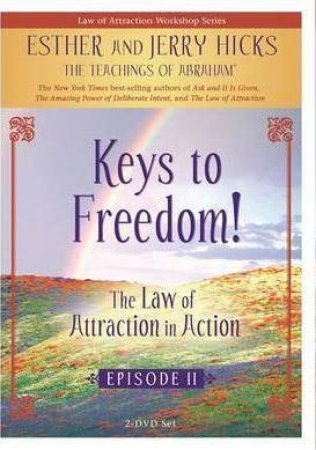 The Law Of Attractionn In Action Episode 2 DVD