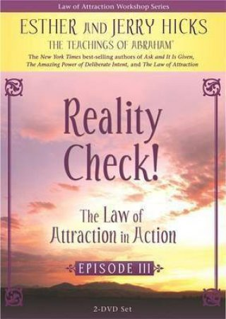 The Law Of Attraction In Action Episode 3 DVD