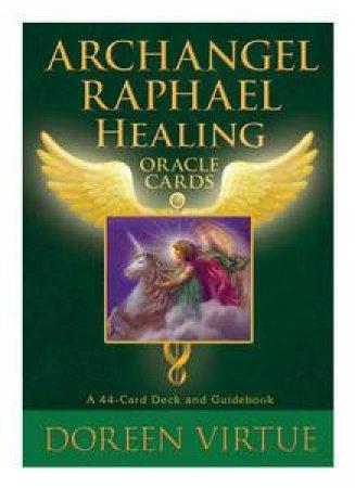 Archangel Raphael's Healing Oracle Cards