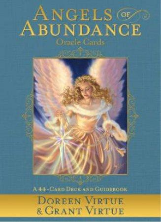 Angels Of Abundance Tarot Cards