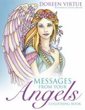Messages From The Angels Colouring Book