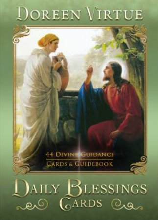 Daily Blessings Cards: 44 Divine Guidance Cards And Guidebook