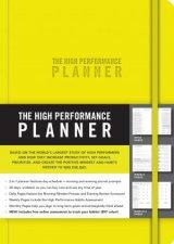 High Performance Planner Yellow