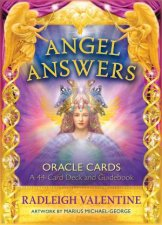 Angel Answers Oracle Cards A 44Card Deck And Guidebook