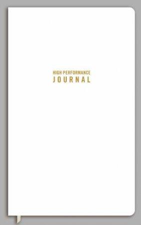 High Performance Journal by Brendon Burchard
