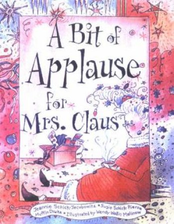 A Bit Of Applause For Mrs Claus by Various