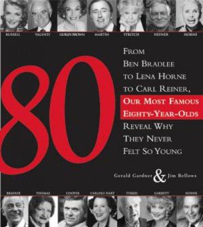 80 Famous People In Their Eighties