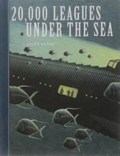 Sterling Unabridged Classics 20000 Leagues Under The Sea