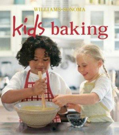Kids Baking by Abigail Johnson Dodge