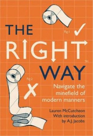 The Right Way by Lauren McCutcheon