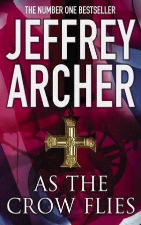 As The Crow Flies - CD by Jeffrey Archer